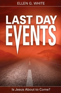 LAST DAY EVENTS TP (OUT OF STOCK),ELLEN WHITE,0816319014